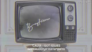 [THAISUB] boyfriend - Ariana Grande & Social House