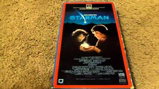 Starman VHS Review