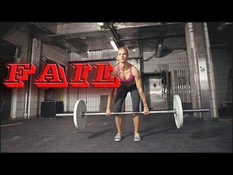 Gym Fail || Workout Fails Women Compilation Part 1