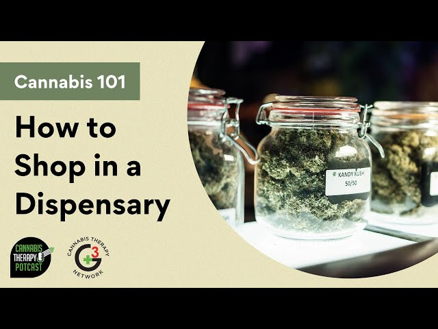 Everything You Need To Know About Buying Weed in a Dispensary