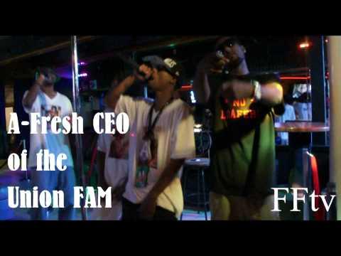 FonzFilmztv @Flashbacks Eddie Kane, ACashonDeck, and DJ Rans