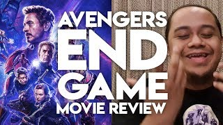 [NON-SPOILER] AVENGERS ENDGAME MOVIE REVIEW