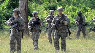 National Guard Special Forces