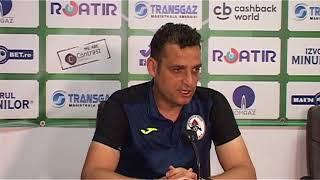 Mihai Teja dupa Gaz FCSB 1-3 | novatv.ro