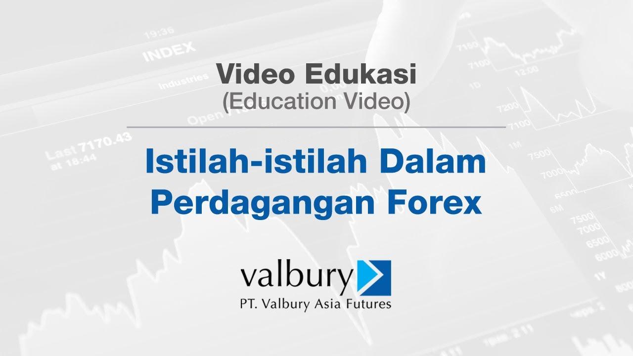 Istilah di Trading Forex yang Penting - Broker Forex Terbaik