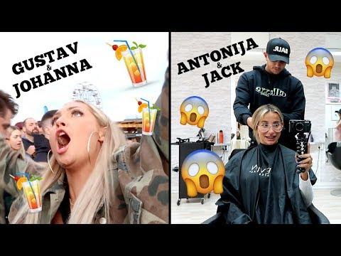 VI VLOGGAR FRÅN TVÅ OLIKA YOUTUBEKANALER SAMTIDIGT!!!