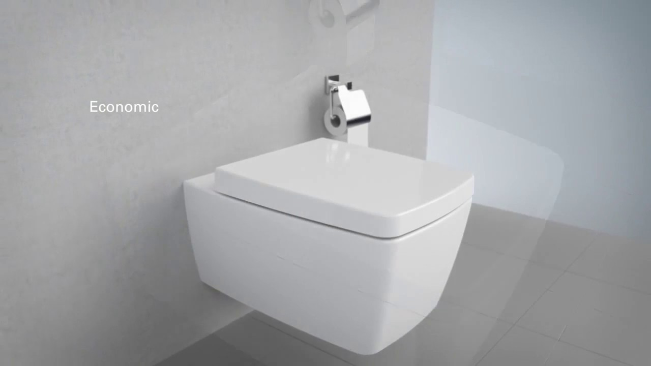Vitra Wall Hung Toilet Installation Guide Youtube