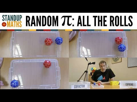 ALL THE ROLLS: Generating π from 1,000 random numbers