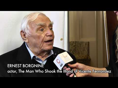 The Man Who Shook the Hand of Vicente Fernandez Interview With Movie Actor