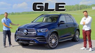2020 Mercedes-Benz GLE 450 Review // The $85,000 Bouncy Castle