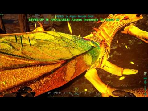 Modded Ark Survival Evolved : The Island Ep. 2 - Moving on u