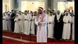 محمد العزاوي -- صلاة التراويح من بغداد _قراء العراق
