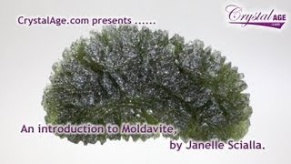 Healing Crystals Guide - Moldavite