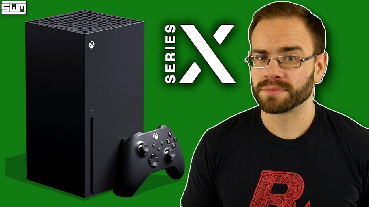 That Xbox Series X