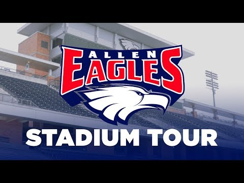 Allen's $60 Million High School Football Stadium