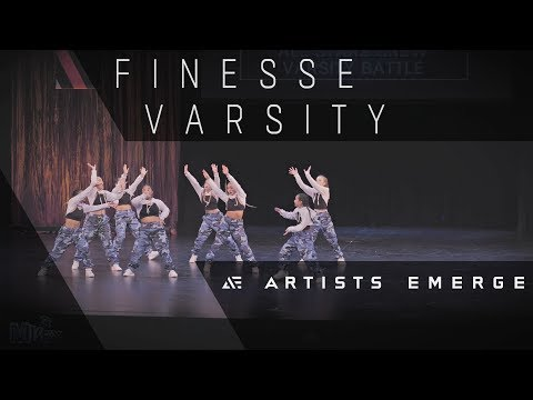 [1st Place] FINESSE VARSITY |  VARSITY ALL-STARS  |  Artists Emerge 2018
