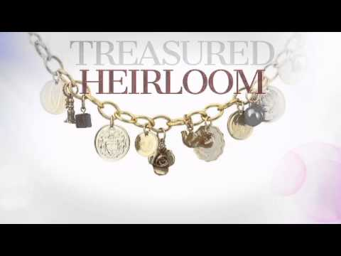 Gold-Layered Foreign Coins Charm Bracelet Coin Jewelry -  Americancointreasures.com