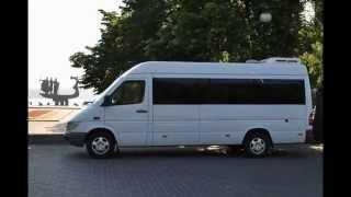 Смотреть видео аренда микроавтобуса Киев