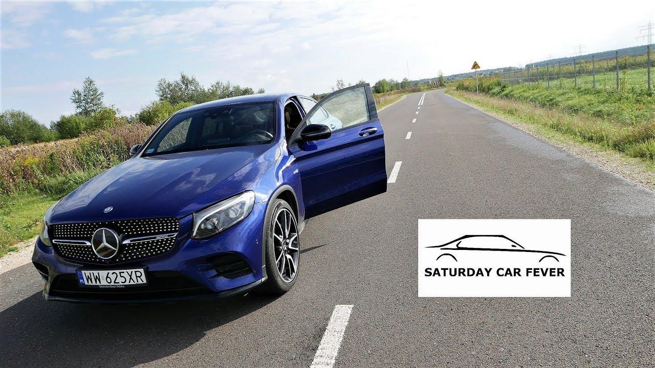 2018 Mercedes-AMG GLC 43 Coupe [Jazda Próbna] TEST PL