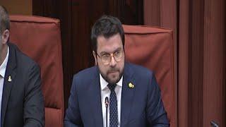 """Catalunya llevará al Gobierno a los tribunales por un """"ahogo económico"""""""