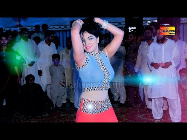Mehak Malik | Chity Rang Da Kamal | Arslan Ali | Dance Performance 2019