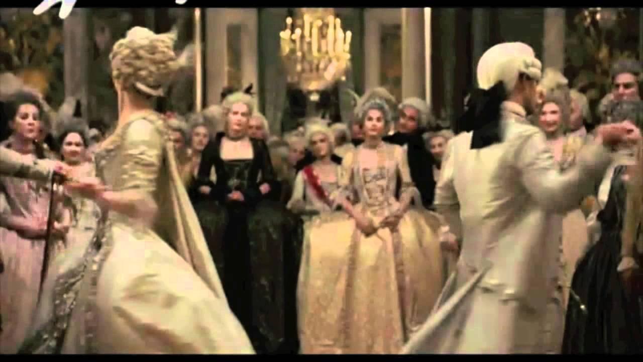 d5c6f0534cb0 Marie-Antoinette Ball Scene - YouTube