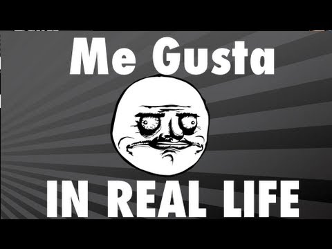 ME Gusta Song: Public Trolling (IN REAL LIFE)
