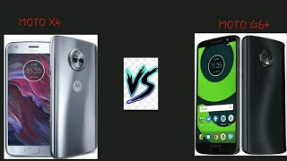 MOTO X4 VS MOTO G6+ FULL COMPARISON SPECIFICATIONS PRICING AND REVIEW