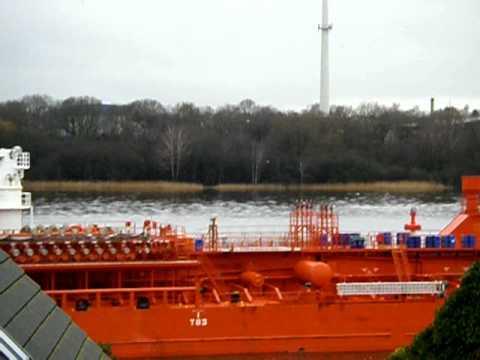Harbour Progress IMO-9572745 - Tanker - Tankship - Chemical / Oil Product Tanker Ship Vessel