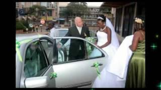 Justine & Bjoern - kwanjura and wedding 2008