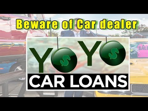 The biggest Finance scams dealers play.  Challenged credit *BEWARE*