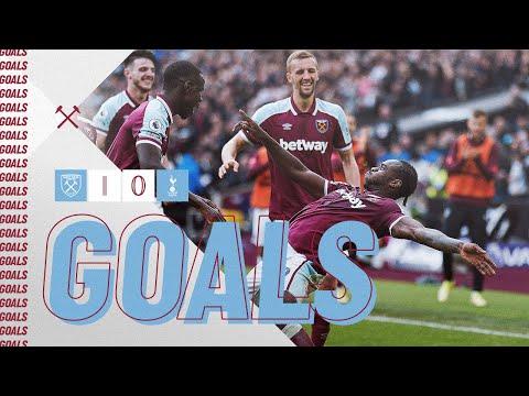 GOALS | WEST HAM UNITED 1-0 SPURS