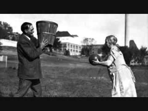 creator of basketball dr james naismith radio interview 1939 youtube