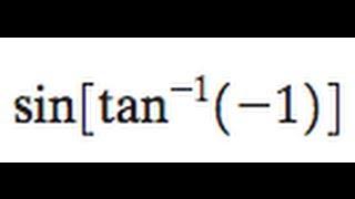 sin(tan^-1(sqrt(3))