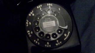 Rotary Phone Touch Tone Dialing