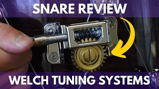 REVIEW: Welch Tuning Systems Snare Drum