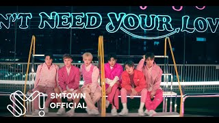 STATION 3 NCT DREAM X HRVY 'Don't Need Your Love'