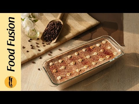 Cold Coffee Cake Recipe By Food Fusion