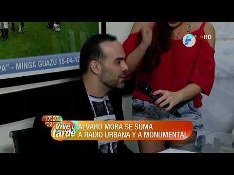 Álvaro Mora se suma a Radio Urbana y a Monumental