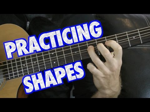 How to Practice Mode Shapes