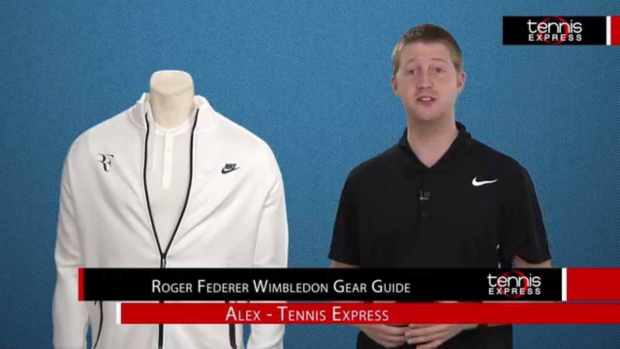 Roger Federer Wimbledon Gear Guide Tennis Express Youtube