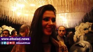 ساندي: حفل زفافي بعد أيام وفستان الفرح من تصميم «هاني البحيري» .. فيديو