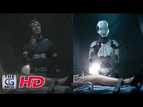 "CGI VFX Behind the Scenes : ""ABE - VFX Before and After"" from - Rob McLellan"