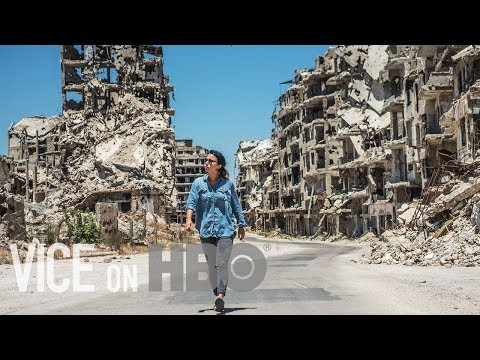 This Is What Life Is Like Inside Assad's Syria: VICE on HBO,