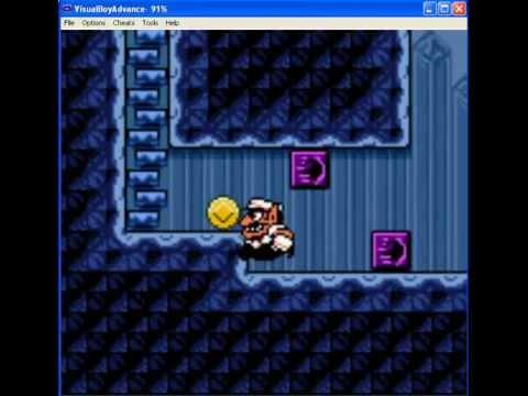 Let's Play Wario Land 3   Parte 9   Gritos en el hielo y burbujas a tope