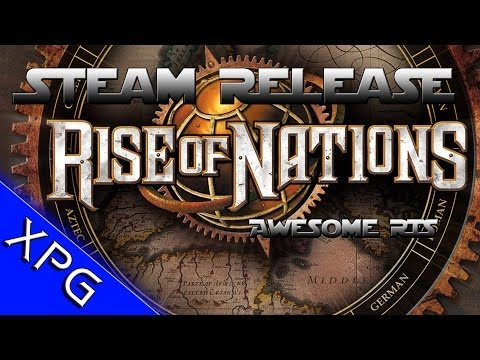 Rise Of Nations - Extended Edition (Large Scale RTS)