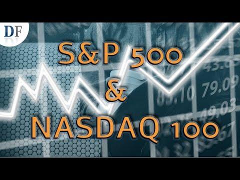 S&P 500 and NASDAQ 100 Forecast October 23, 2017