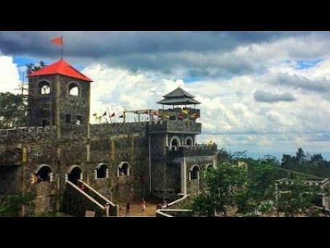 The Lost World Castle Jogja Rumah Hobbit Kaliurang Obyek