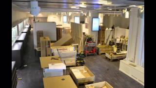 Time Lapse över nya butiken i Stockholm. 5 veckor på 30 sekunder.(, 2015-05-06T08:52:02.000Z)