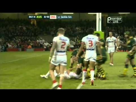 World Cup TV: Australia V England Highlights